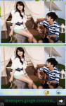 Kim Soo Hyun Find Difference screenshot 3/6