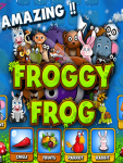 Froggy Frog screenshot 1/3