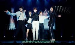 YG Family 2014 World Tour in Taiwan Wallpaper screenshot 5/6