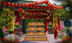 Free Hidden Object Game - Trip to China screenshot 1/4