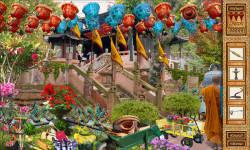 Free Hidden Object Game - Trip to China screenshot 3/4