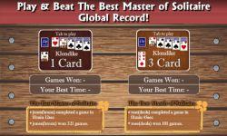 Master of Solitaire screenshot 1/3