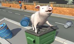 crazy piggies 3d simulator screenshot 1/5