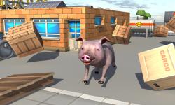 crazy piggies 3d simulator screenshot 2/5