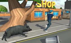 crazy piggies 3d simulator screenshot 3/5