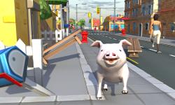 crazy piggies 3d simulator screenshot 4/5