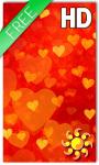 Valentine Live Wallpaper HD Free screenshot 1/2