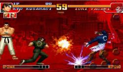 THE KING OF FIGHTERS 97 modern screenshot 2/6