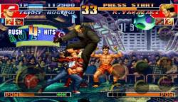 THE KING OF FIGHTERS 97 modern screenshot 3/6