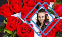 Best Rose Flower Photo Frames screenshot 4/6