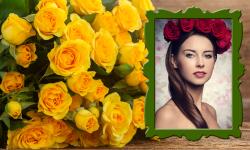 Best Rose Flower Photo Frames screenshot 5/6