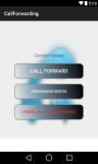 Call forwarding and schedule screenshot 2/3