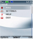Mobail screenshot 1/1