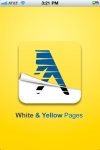 White & Yellow Pages screenshot 1/1