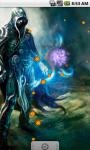 Magician Magic Cool Live Wallpaper screenshot 1/4