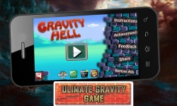 Gravity Hell Puzzle Game screenshot 1/5