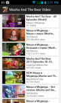 Masha And The Bear Videos screenshot 2/6