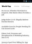 New York Times News Reader Lite screenshot 3/6