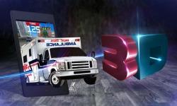 Emergency Ambulance Driving 3D screenshot 1/6