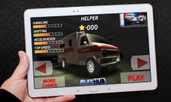 Emergency Ambulance Driving 3D screenshot 5/6