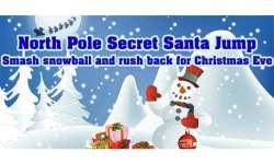 Unofficial Despicable North Pole Secret Santa Jump screenshot 1/6