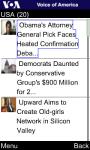 VOA News for Java Phones screenshot 1/6