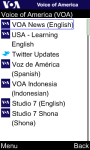 VOA News for Java Phones screenshot 4/6