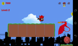 Crazy Ninja Bird screenshot 2/5