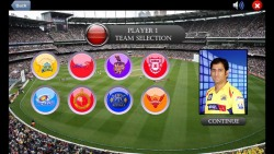 Book Cricket Simulator screenshot 4/6