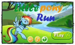 Pony Little Adventure screenshot 1/2