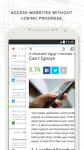 Tangram Mobile Browser screenshot 2/6