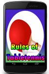 Rules of Tabletennis screenshot 1/3