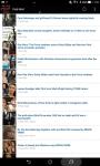 The Celebrities RSS screenshot 2/6