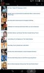 The Celebrities RSS screenshot 6/6