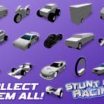 Stunt Car Racing  All unlocked  screenshot 1/3