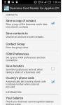 Business Card Reader for Apptivo CRM screenshot 3/6