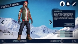 Snowboard Party great screenshot 2/6