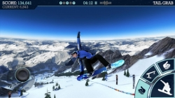 Snowboard Party great screenshot 4/6