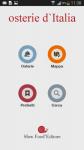 Osterie dItalia 2015 private screenshot 5/6