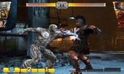 wwe 2017 Immortals Game screenshot 4/6