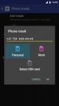 Dual SIM Selector Pro swift screenshot 5/6