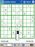 Sudoku Solver V1.01 screenshot 1/1