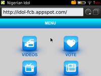 Nigerian Idol screenshot 3/4