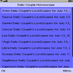 Daily Couple LoveScope screenshot 2/5