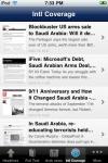 Top Saudi Arabia News screenshot 1/1