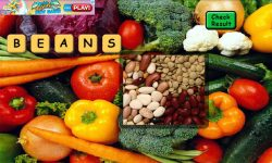 Vegetables Scrabble screenshot 3/5