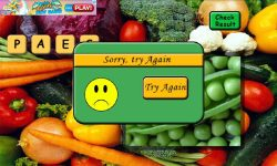 Vegetables Scrabble screenshot 5/5