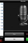 Voice Memos for iPad screenshot 1/1