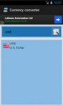 Curreny conversor - calculator screenshot 3/4