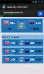 Curreny conversor - calculator screenshot 4/4